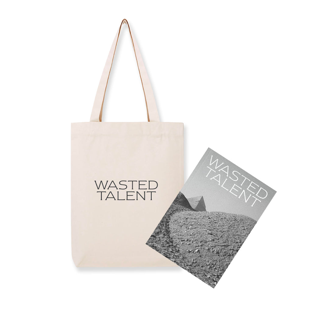 Wasted Talent Magazine Vol VII & Wasted Talent Tote Bag