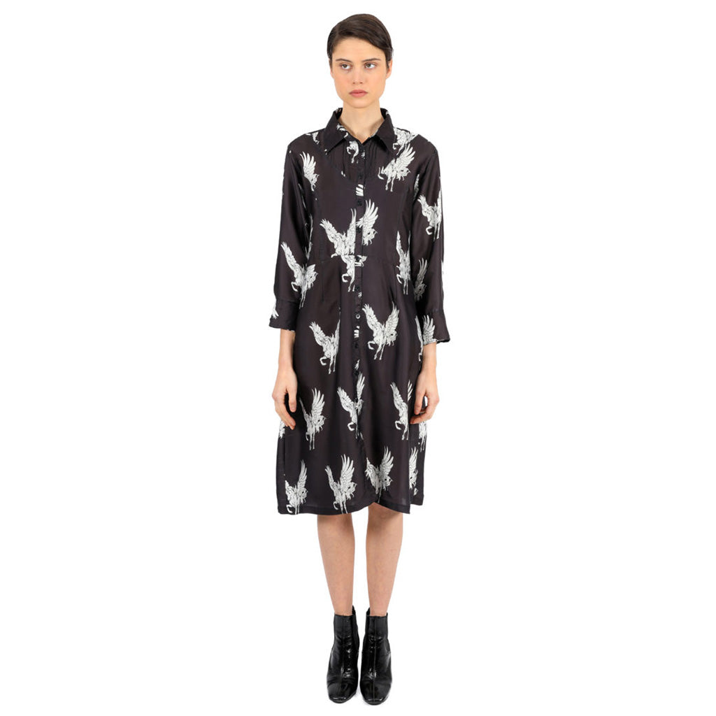 Mirall Pegasus Dress - Black