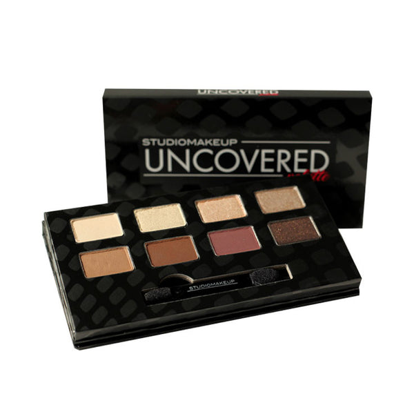 UNCOVERED EYESHADOW PALETTE