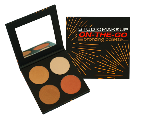 ON THE GO - BRONZING PALETTE