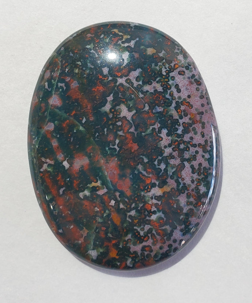 Bloodstone Palm Stone