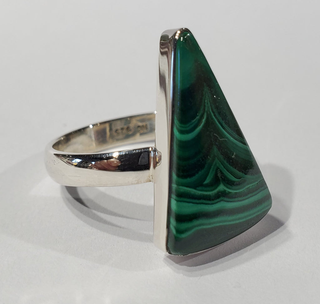 Malachite Ring