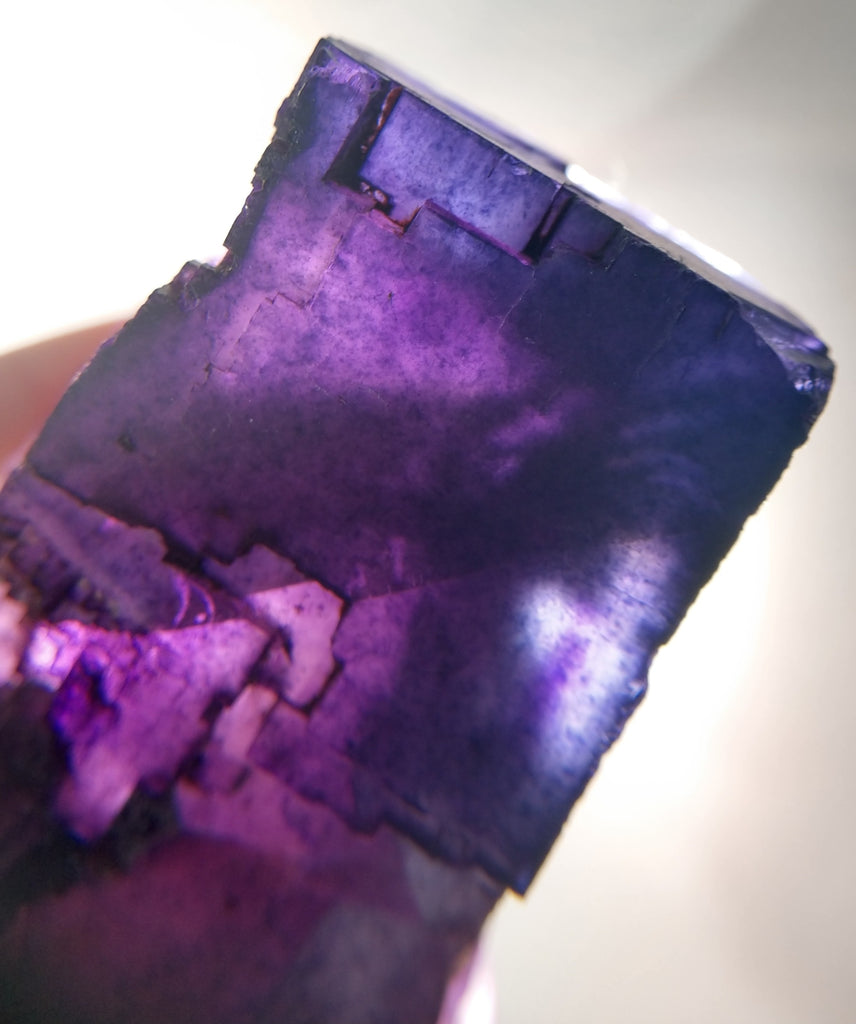 Fluorite, Cave-In-Rock, IL
