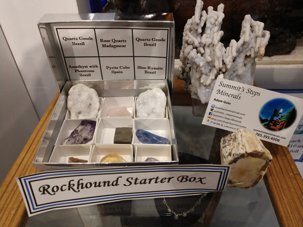 Rock Hound Starter Box