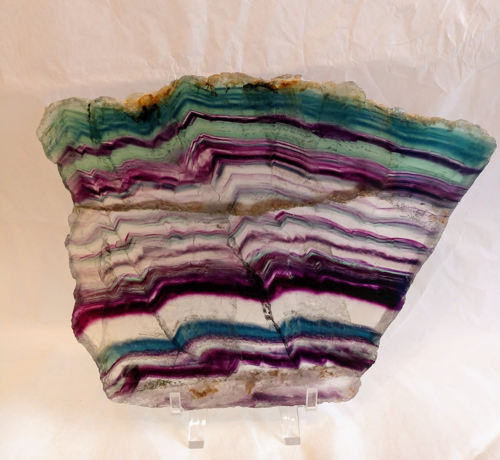 Fluorite Slab from China