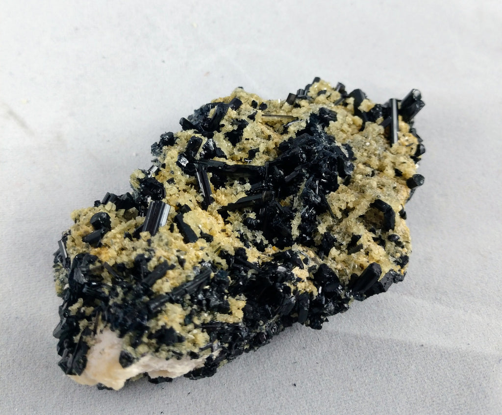 Black and Blue  Tourmaline w/ Mica
