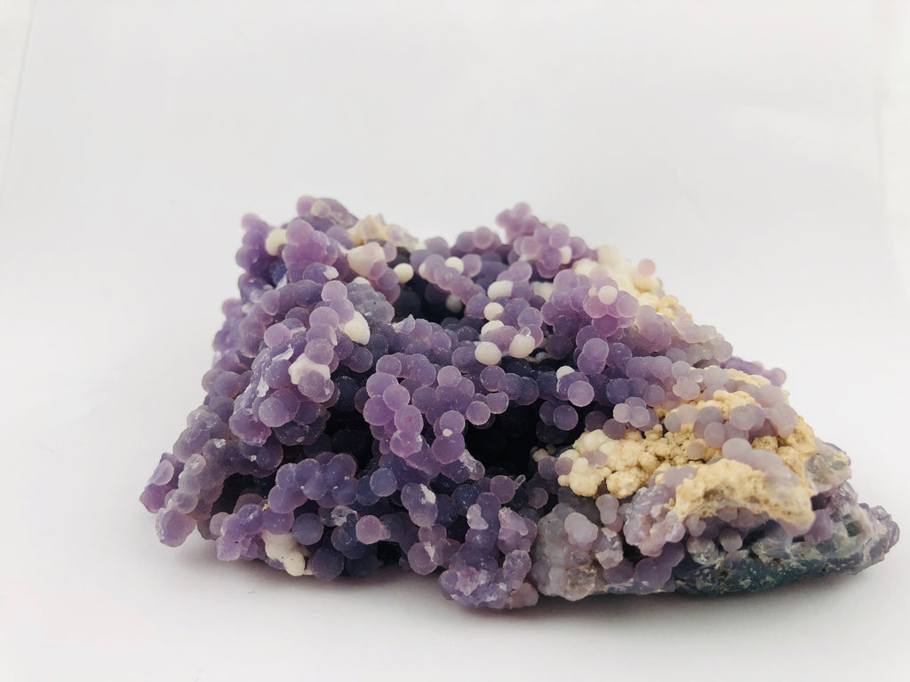 Grape Chalcedony Agate