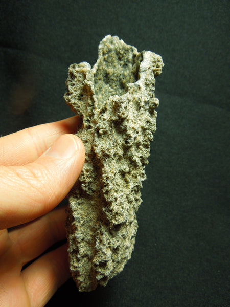 "Fulgurite ""Lightning Striking Sand"""