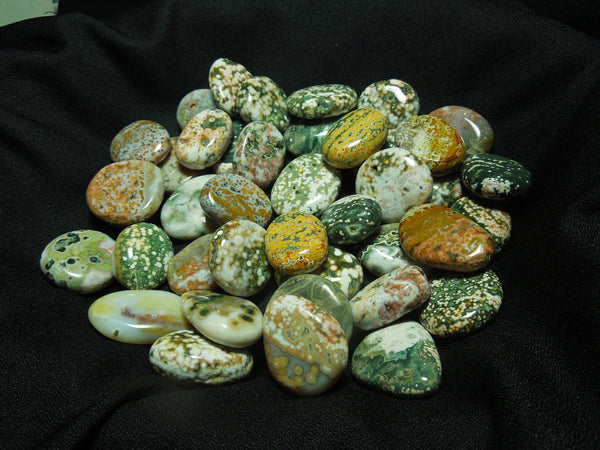 Ocean Jasper Pebble, Small