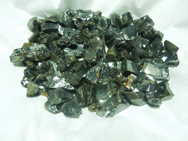 Silver (Noble) Shungite