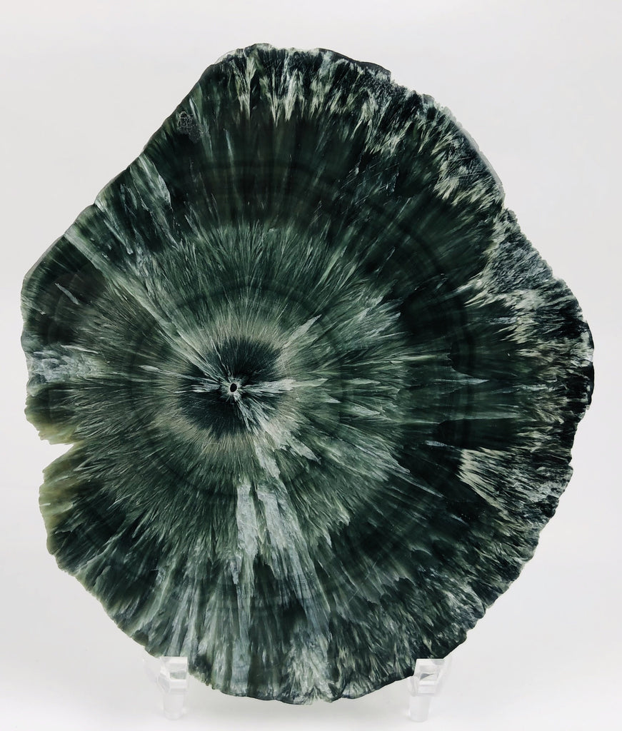 Seraphinite Slice from Russia