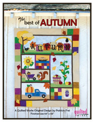 Quilted Works The Best of Autumn Pattern