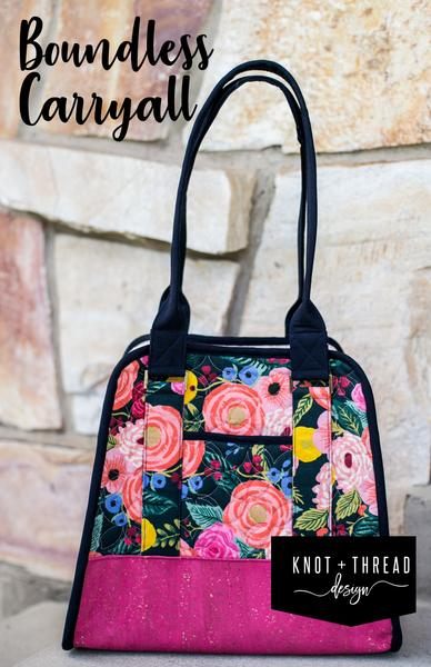 Knot and Thread Designs Boundless Carryall