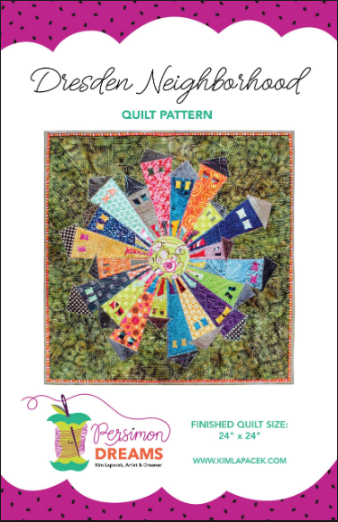 Dresden Neighborhood Quilt Pattern