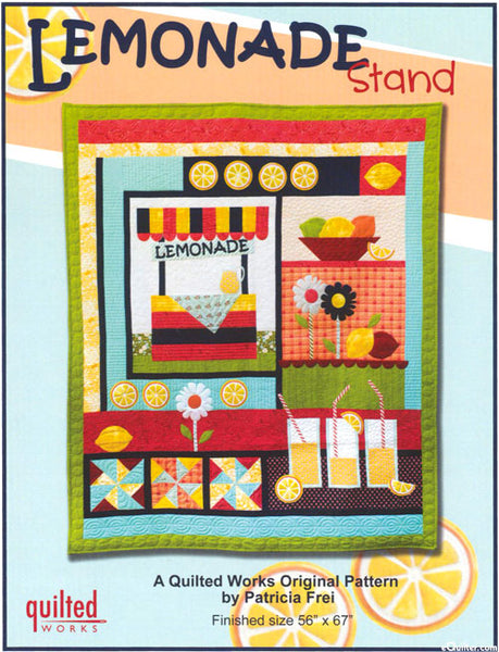 Quilted Works Lemonade Stand Pattern