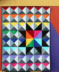 Charisma Horton I See You Quilt Pattern