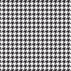 Kimberbell Basics Black & White Houndstooth by Kimberbell Designs for Maywood Studio