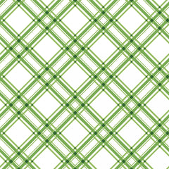 Kimberbell Basics Green Plaid by Kimberbell Designs for Maywood Studio