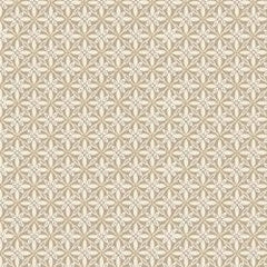 Make Yourself at Home Taupe Tufted Star by Kimberbell Designs for Maywood Studio