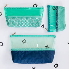Kimberbell Take a Peek! Zipper Pouch Machine Embroidery CD