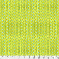 True Colors Chameleon Hexy by Tula Pink for Free Spirit Fabrics