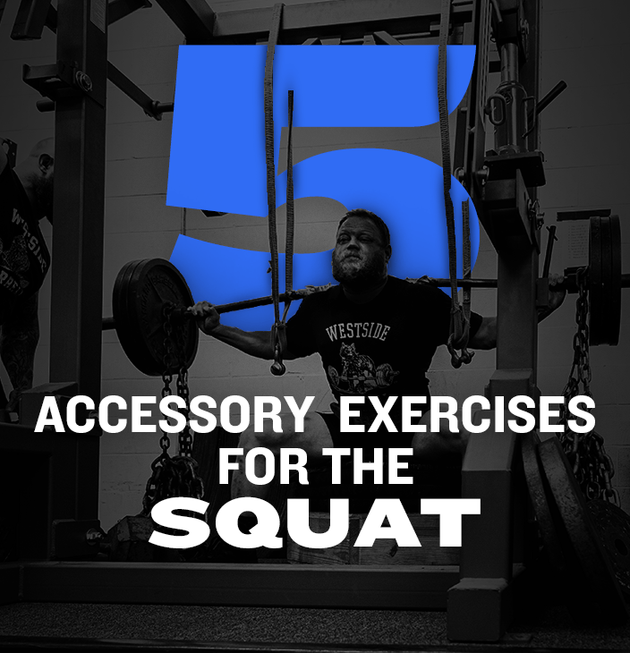 WSBB Blog: 5 Accessory Exercises for the Squat