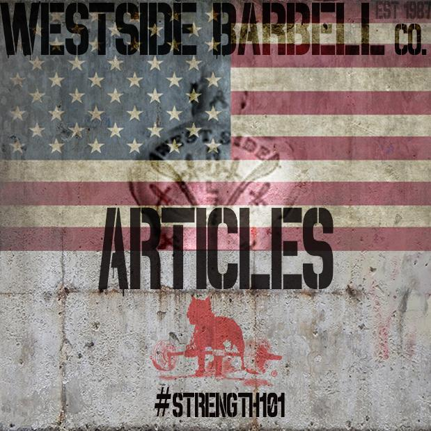 How to Increase Explosive Strength – Westside Barbell