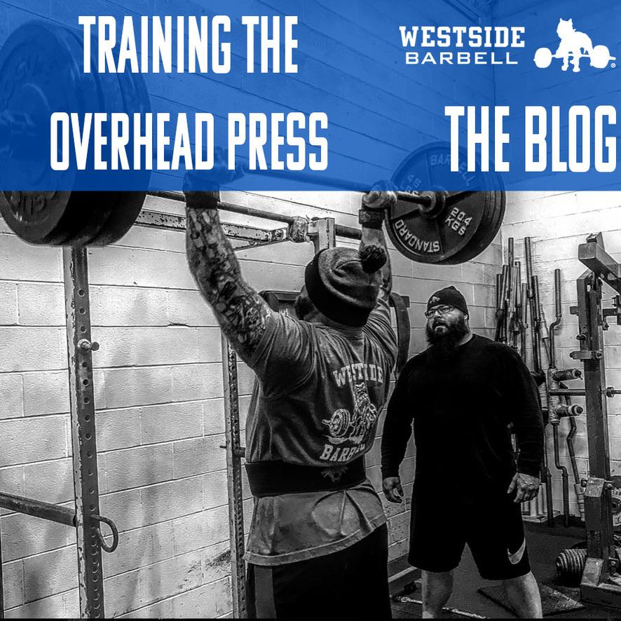 Training the Overhead Press