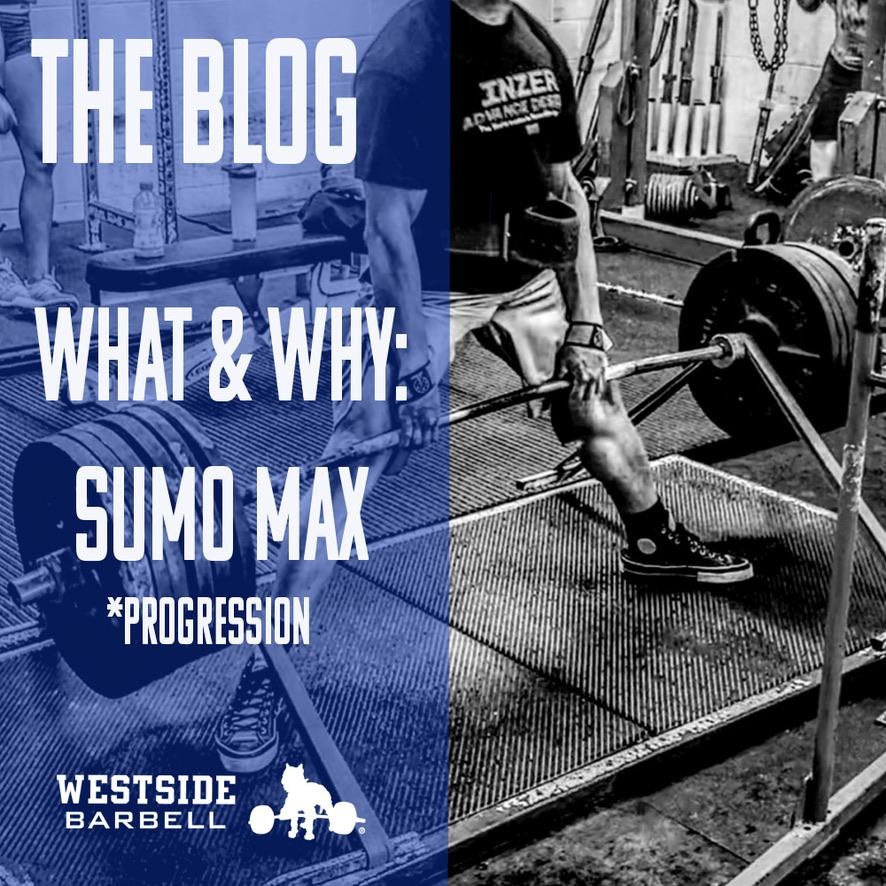 What & Why: Sumo Max