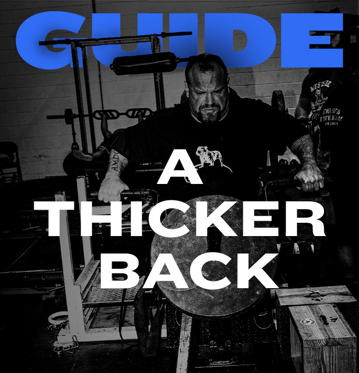 WSBB Blog: 5 Exercises to a Thicker Back