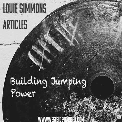 Building Jumping Power