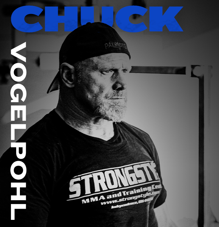 A Sit Down Interview with Chuck Vogelpohl
