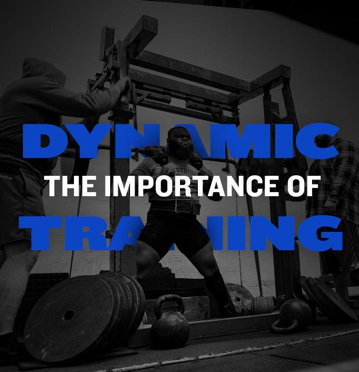 WSBB Blog: The Importance of Dynamic Training
