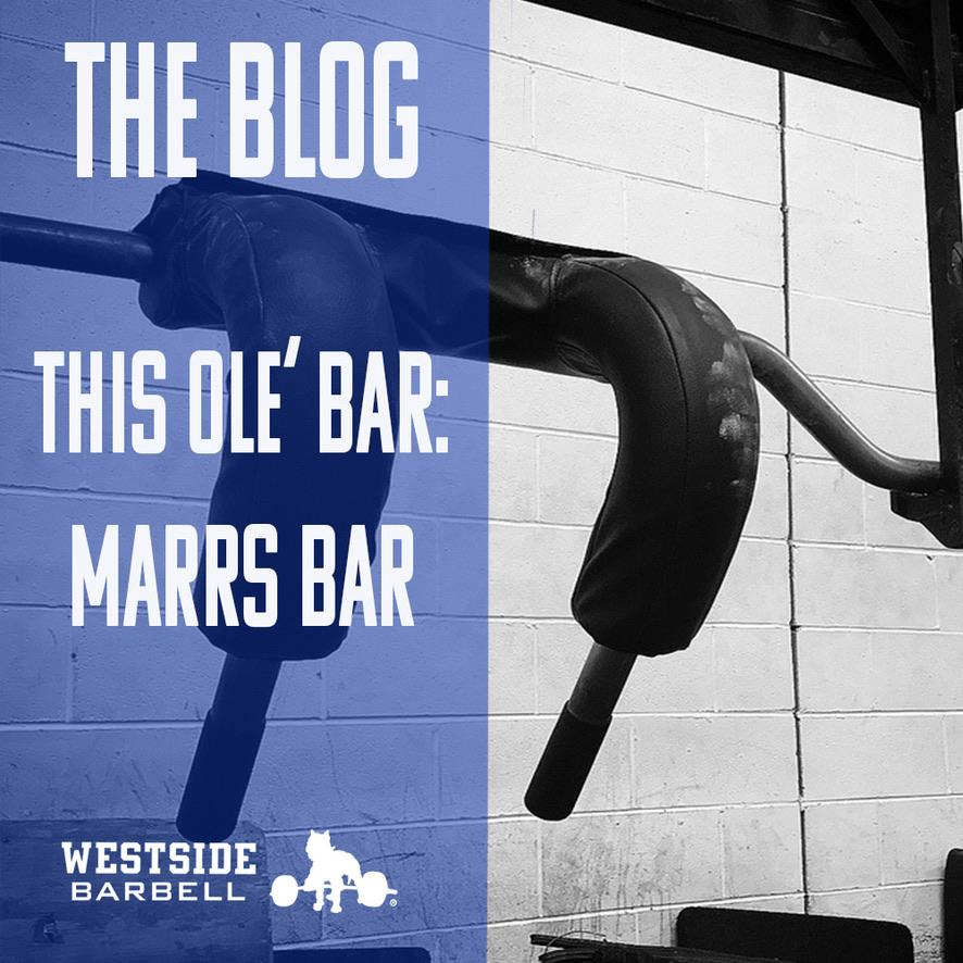 This Ole' Bar: MARRS Bar
