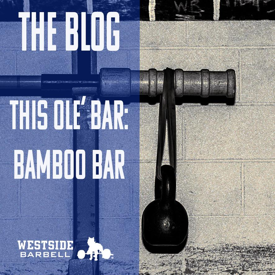 This Ole' Bar: Bamboo Bar