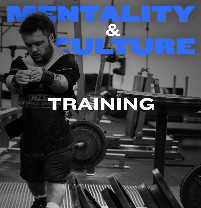 WSBB Blog: Training Culture and Mentality