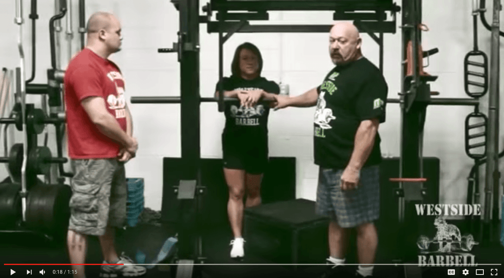 How To Box Squat - Westside Barbell