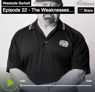 Episode 22 - The Weaknesses of a Weightlifter