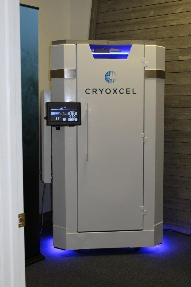Cryoxcel Cryotherapy