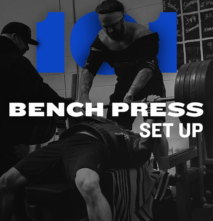 WSBB Blog: Bench Press Set Up 101