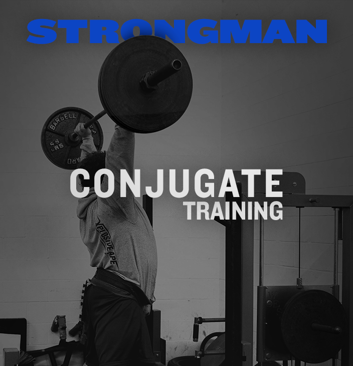 WSBB Blog: Conjugate Training for Strongman