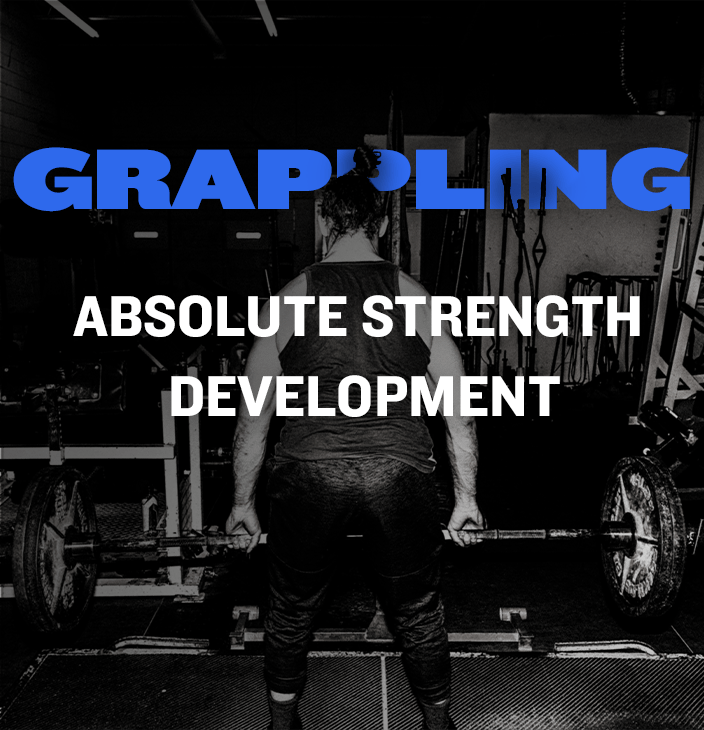 WSBB Blog: Absolute Strength Development for Grappling