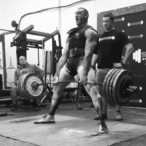 Top 10 Westside Deadlifts