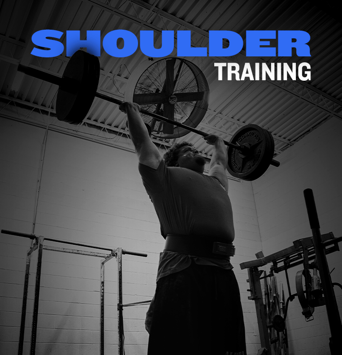 WSBB Blog: Westside Shoulder Training