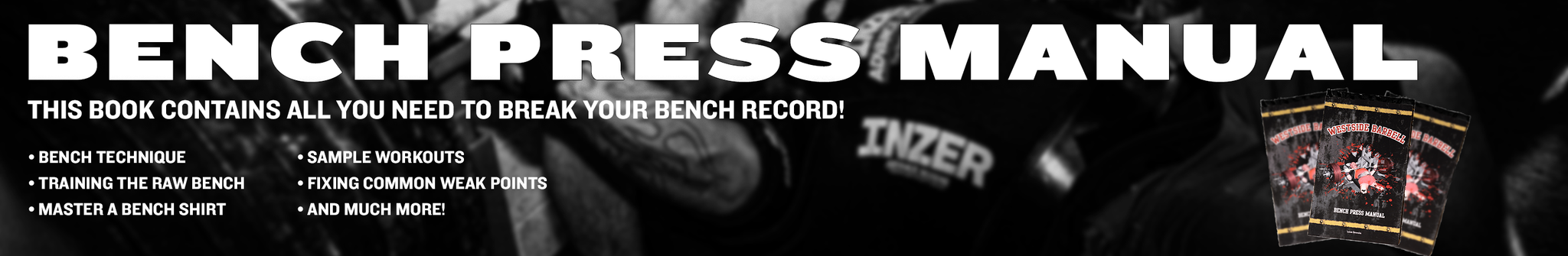 bench press manual