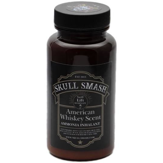 WSBB Smelling Salts - Skull Smash American Whiskey Scent