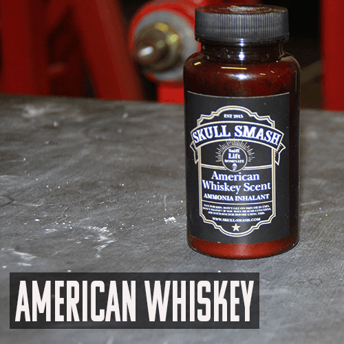 American Whiskey Scent