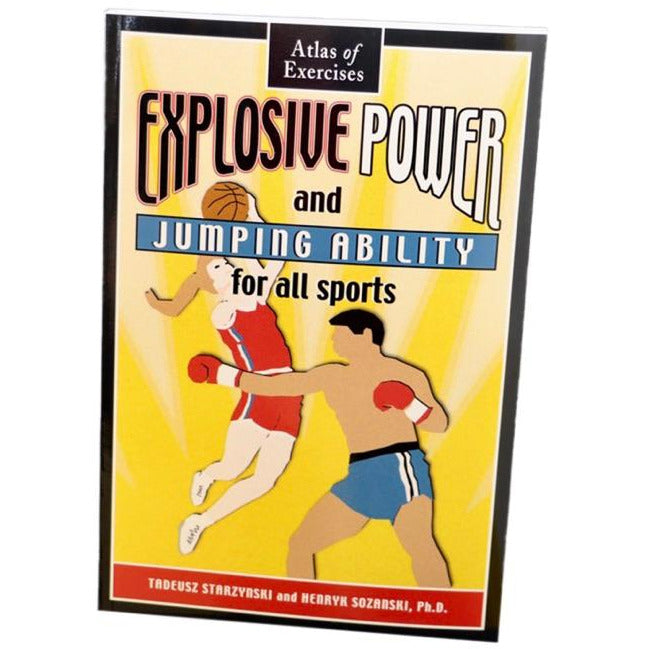 Explosive Power and Jumping Ability for all Sports: Atlas of Exercises