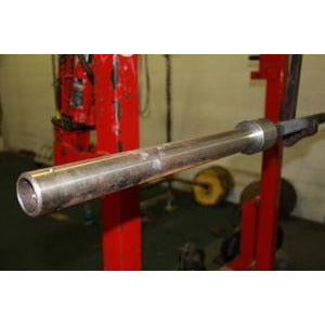 Bully Cambered Bar