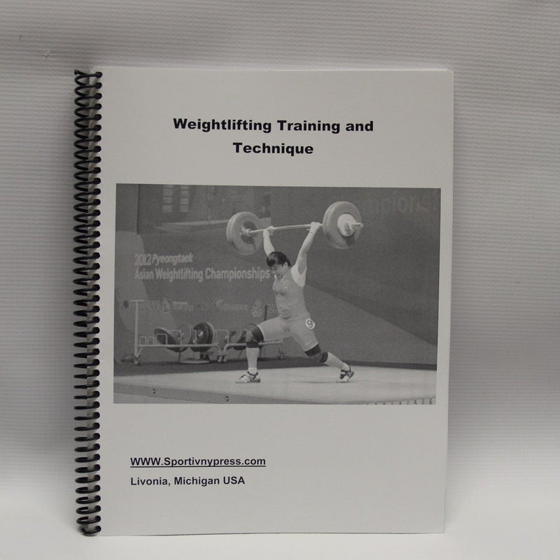 Weightlifting Training and Technique